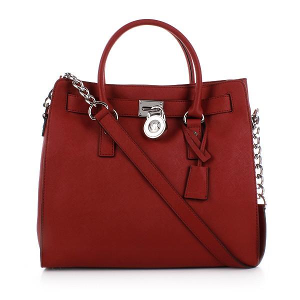 michael kors rote tasche michael kors tasche handtasche. Black Bedroom Furniture Sets. Home Design Ideas