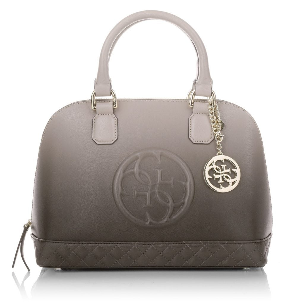 Guess Amy Dome Satchel Ombre
