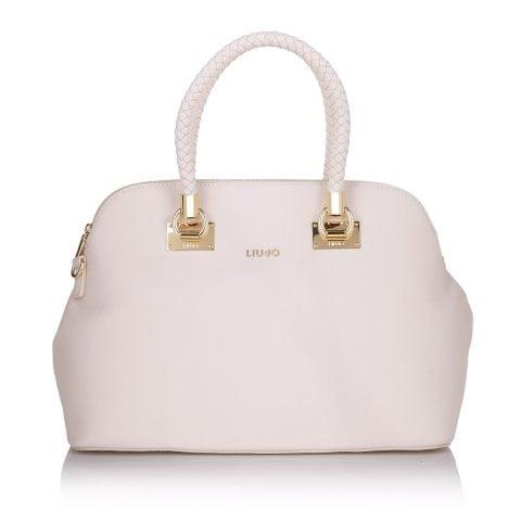 Liu Jo Shopping Bag Scomparti True Champagne