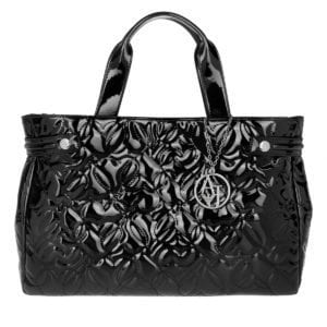 Armani Jeans Tasche Quilted Heart Shopping Bag