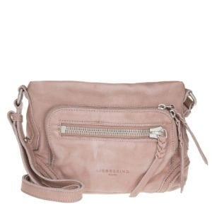 Liebeskind Suita Double Dye Crossbody Bag Macaque Pink, Liebeskind Handtasche