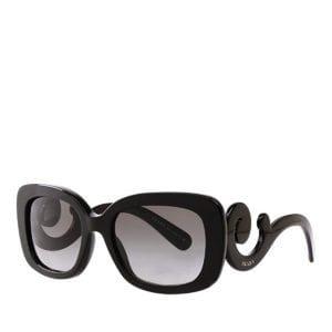 Prada Sonnenbrille schwarz, mondän