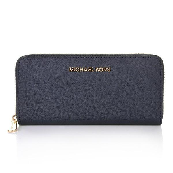Michael Kors Portemonnaie blau navy
