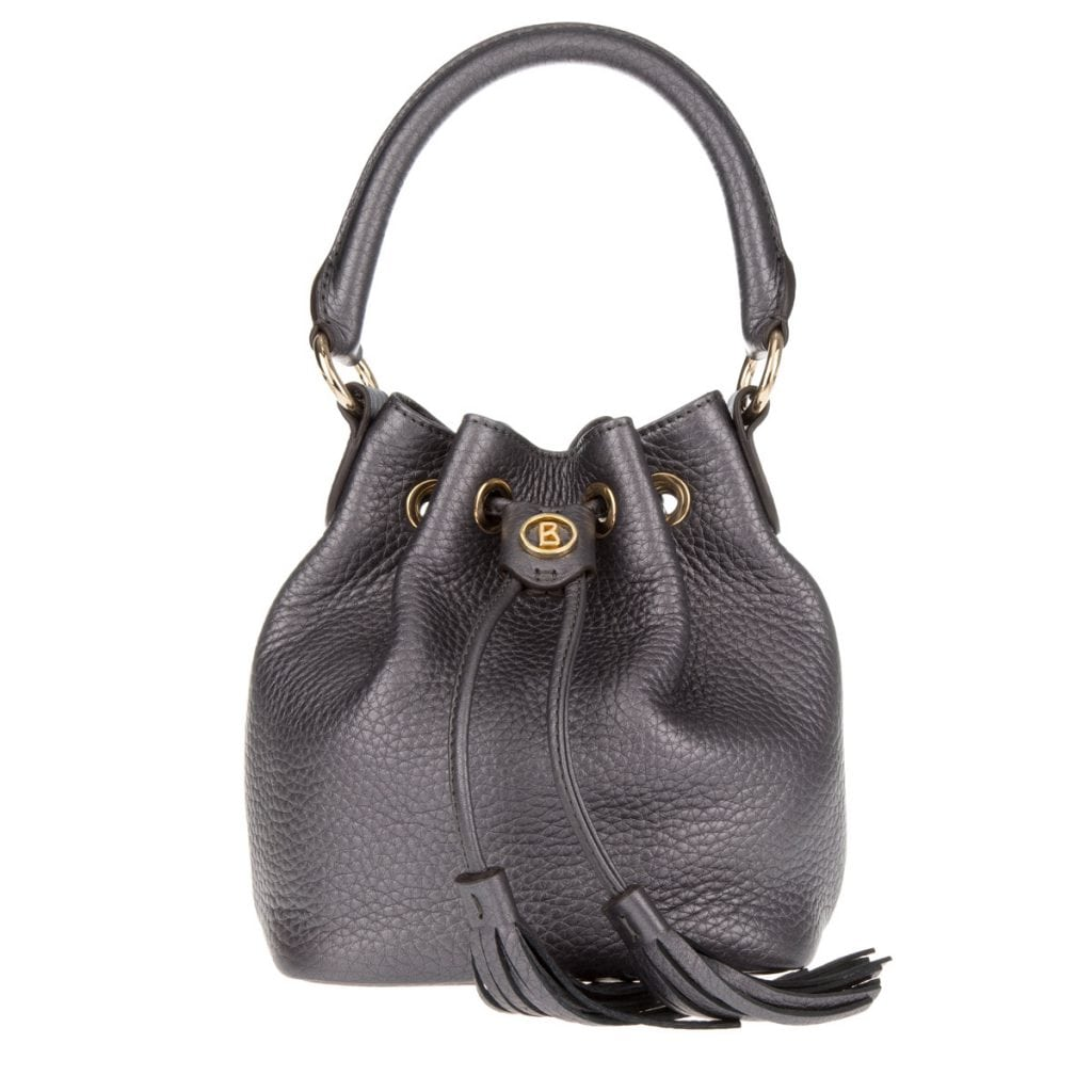 Bogner Fantasy Ava 2 Bucket Bag Pewter
