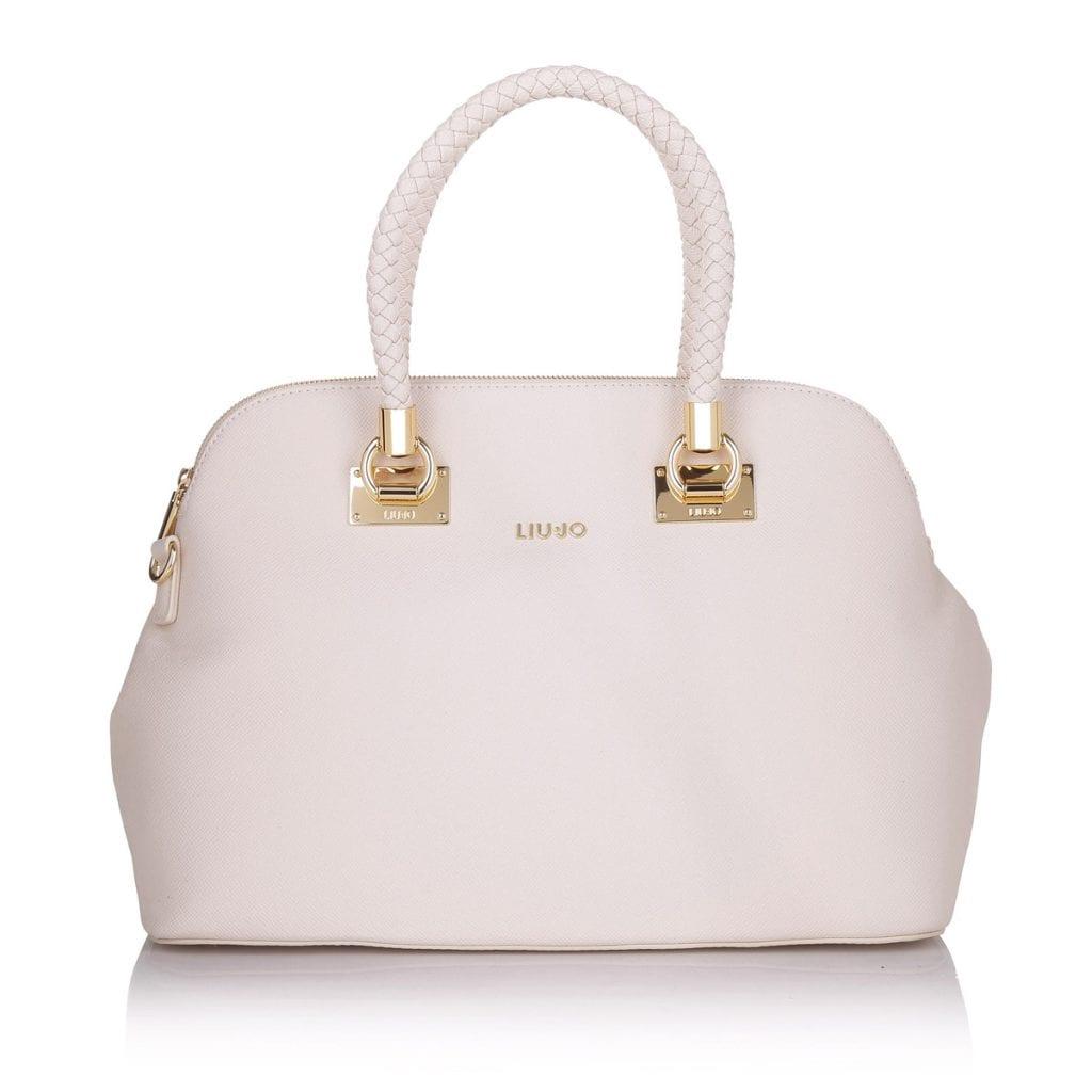 Klassische Taschen: Liu Jo Shopping Bag Scomparti True Champagne