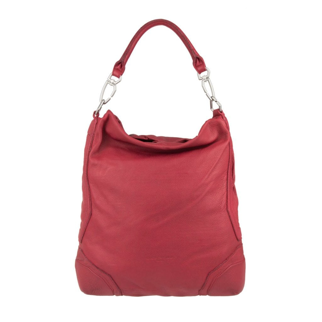 liebeskind tasche tokio vintage hobo bag cherry blossom red. Black Bedroom Furniture Sets. Home Design Ideas